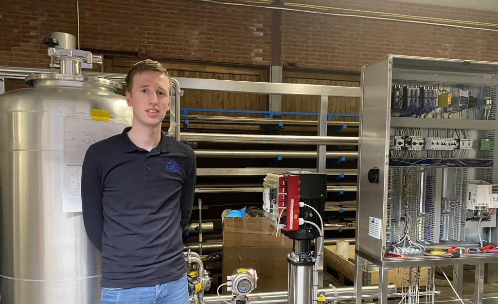 Jelmer de Wal at Focus Solutions
