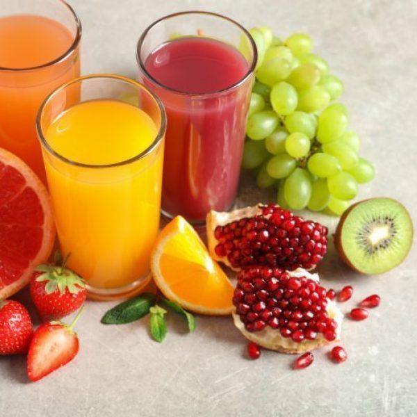 Juice concentration